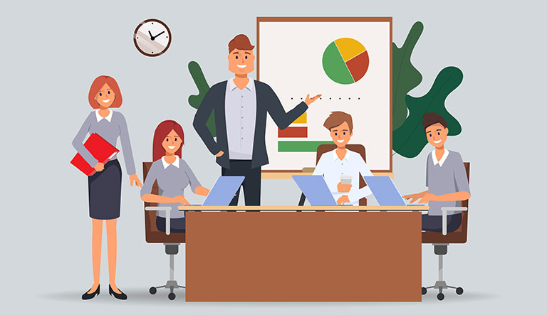 Organizational Consultant